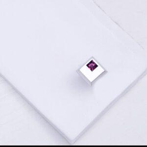 gemelo piedra violeta - Asociación Sonrisas sin Cáncer