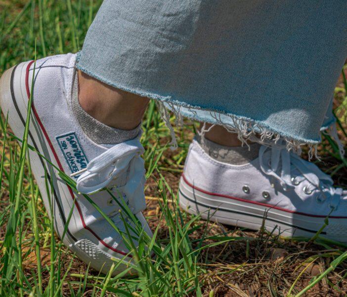 Zapatillas Sonrisas sin Cáncer - Ropa solidaria