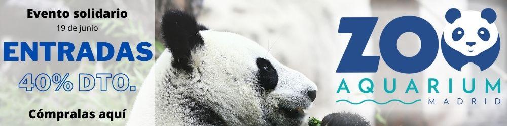 Evento solidario Zoo Madrid Sonrisas sin Cáncer